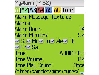 MyAlarm