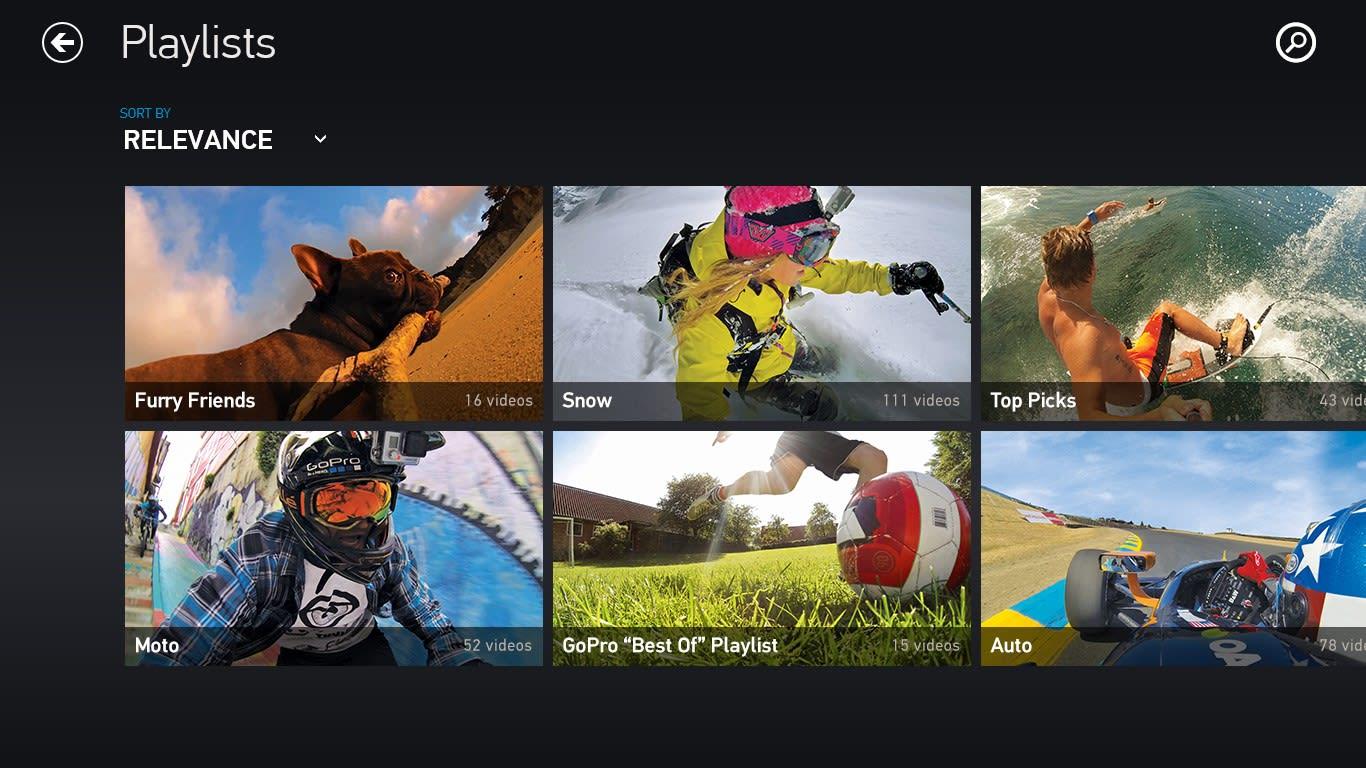 GoPro Channel