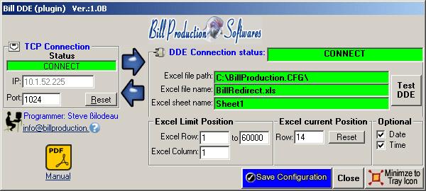 Bill Redirect