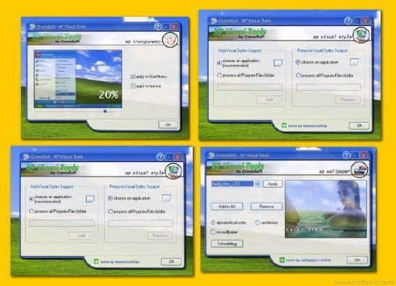 XP Visual Tools