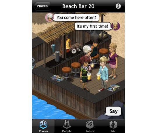 Tchat iphone gratuit sans inscription