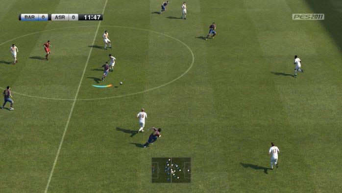 скачать бесплатно игру Pro Evolution Soccer 2011 через торрент - фото 3