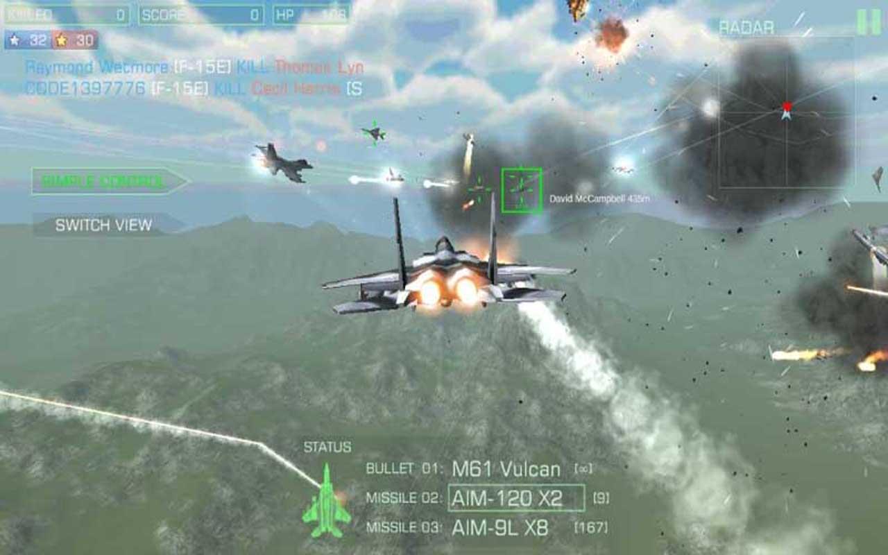 Air Battle 3D : Ace of Legend