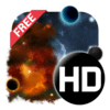 3D Galaxy Live Wallpaper