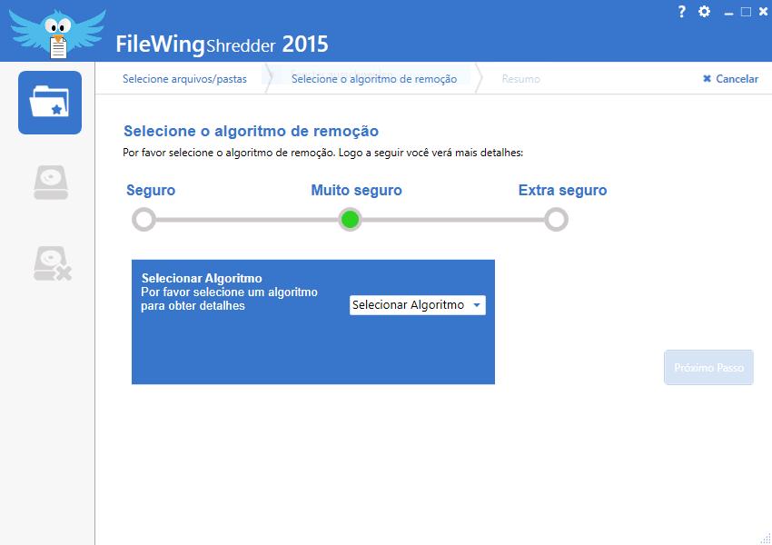 FileWing Shredder
