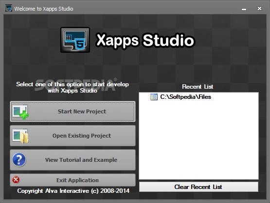 Xapps Studio