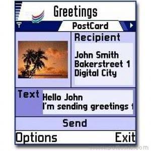 MTIT Mobile Greetings