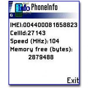 PhoneInfo