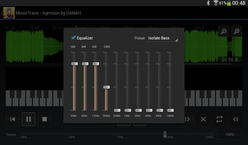 MusicTrans for Linux 32 bit