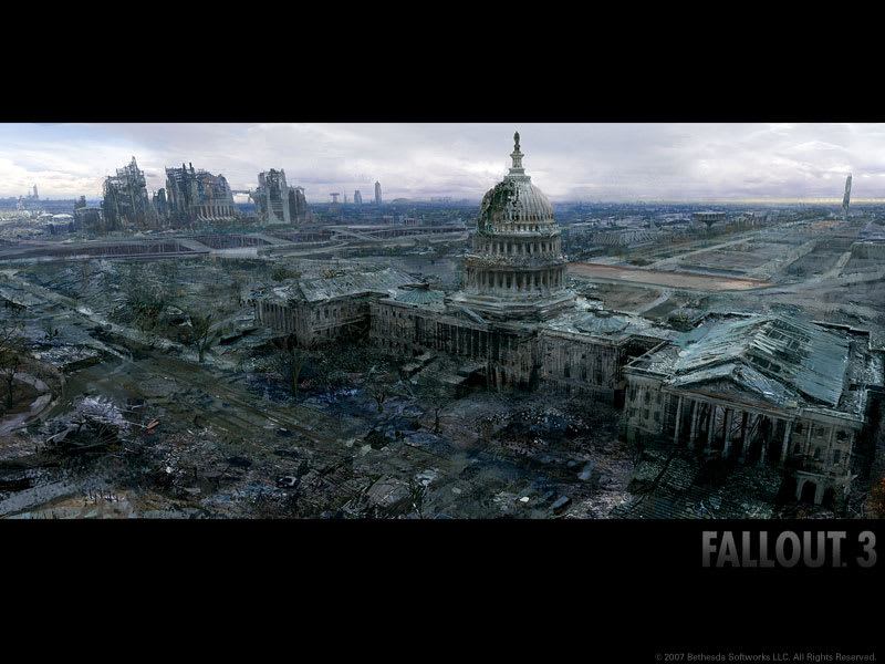 Fallout 3 HD Wallpaper Pack