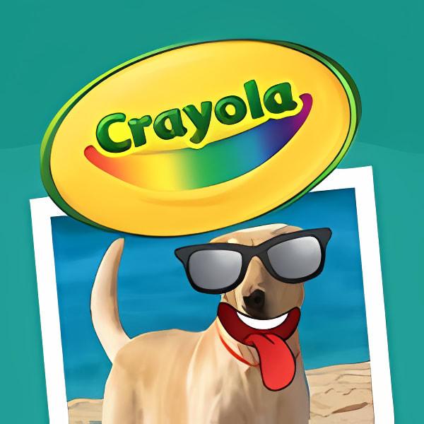 Crayola Photo Mix & Mash Varies with device