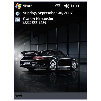 Porsche 911 GT2 II Theme