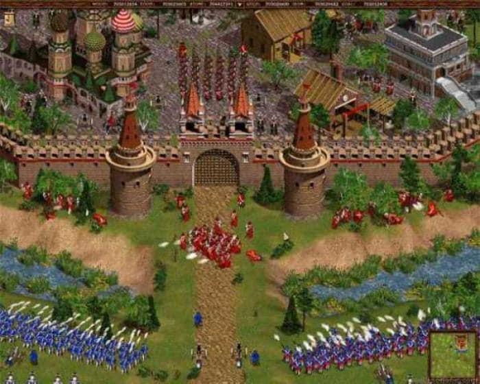 Cossacks European Wars demo patch