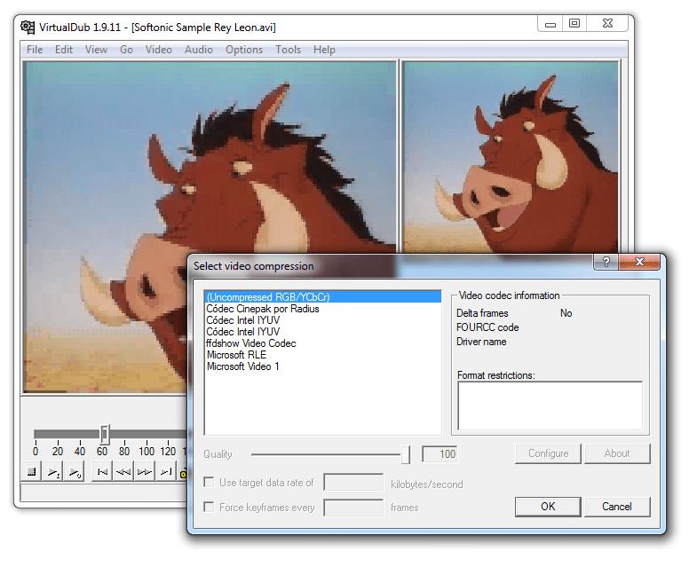 скачать программу Virtualdub на русском скачать - фото 5