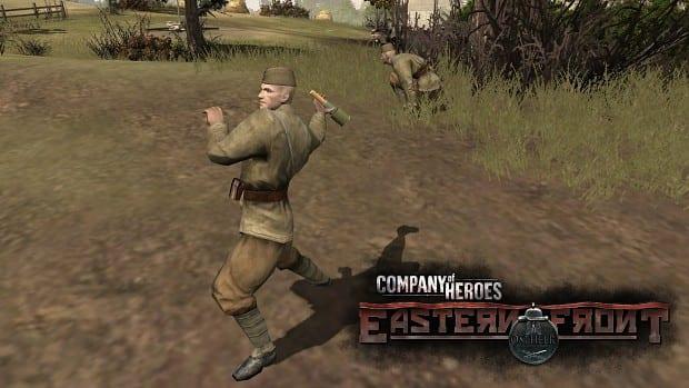 скачать Coh Eastern Front торрент - фото 9