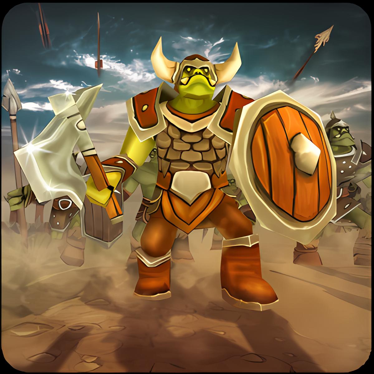 Orcs Epic Battle Simulator