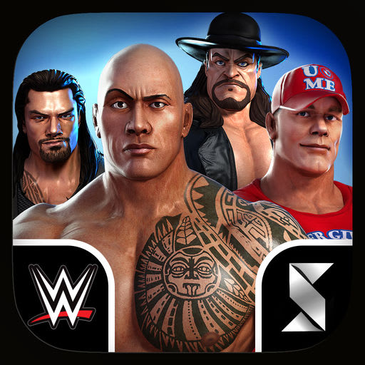 WWE: Champions - Free Puzzle RPG