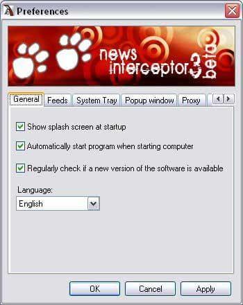 News Interceptor