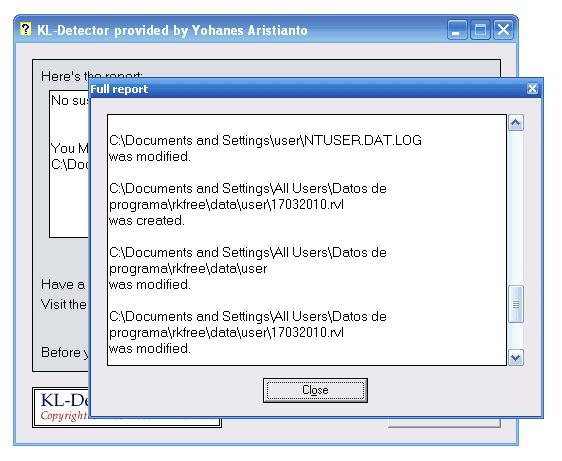 KL-Detector