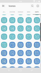 Galaxy S8 - Icon Pack (BETA)