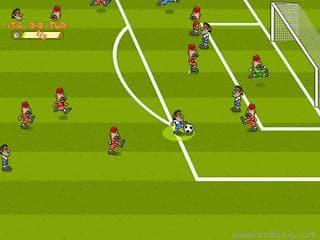 Comic Kicker - Euro 2000