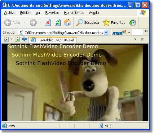 Sothink Video Encoder for Adobe Flash