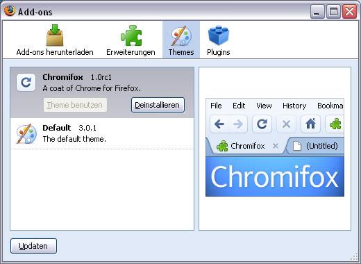Chromifox Extreme