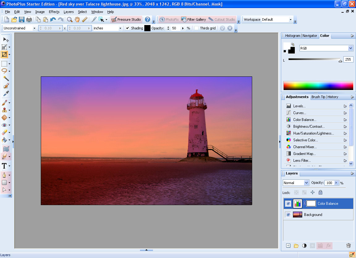 Serif PhotoPlus Starter Edition