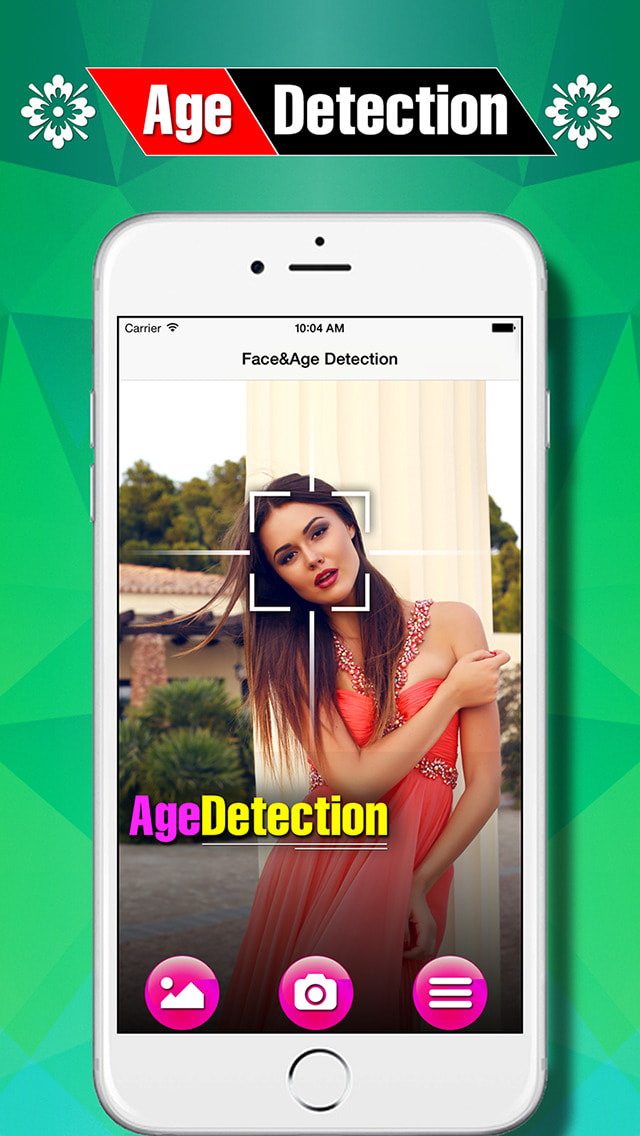 Face Age Detector- Face,Age