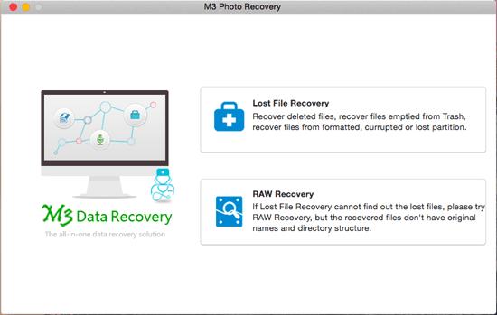 M3 Mac Photo Recovery