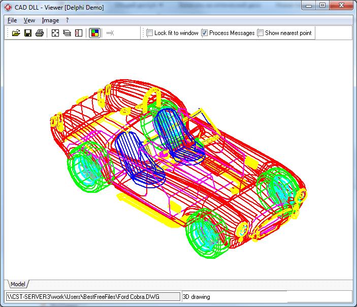 CAD DLL