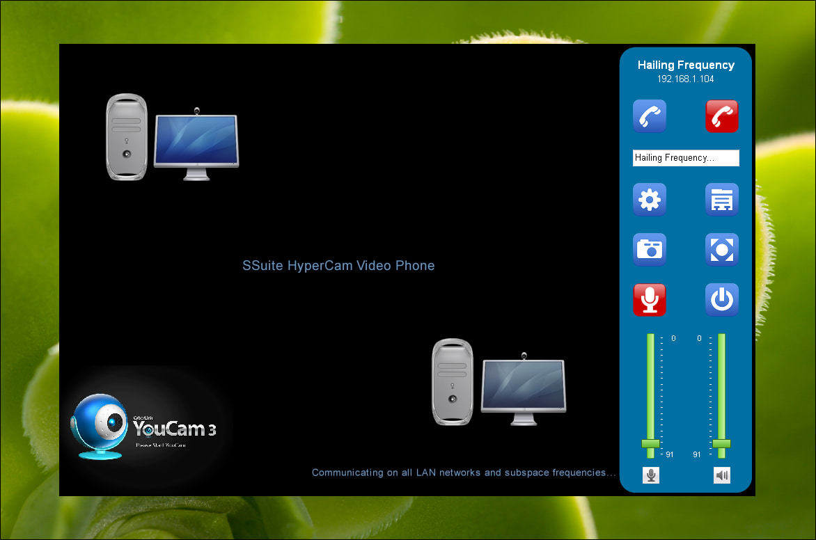 SSuite HyperCam Video Phone