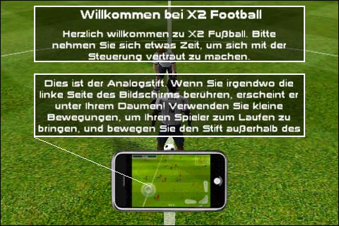 X2 Football 10/11