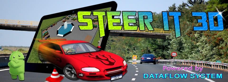Steer It 3D Car Parking Game