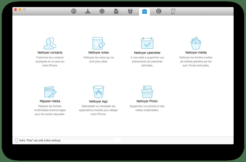 PhoneClean for Mac