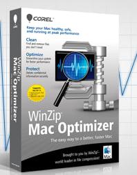WinZip Mac Optimizer