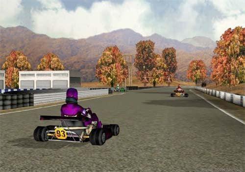 Open Kart demo