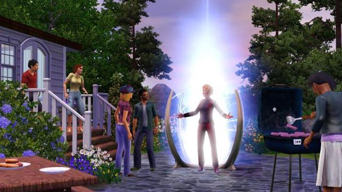 Les Sims 3: En route vers le futur
