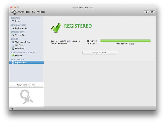 how to delete avast on mac