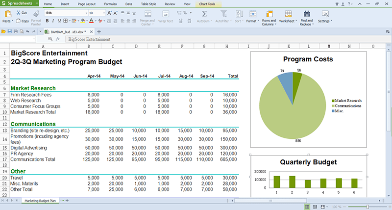 WPS Office 2016 Personal and Home