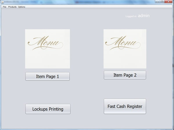 Yuzie Point of Sale Software