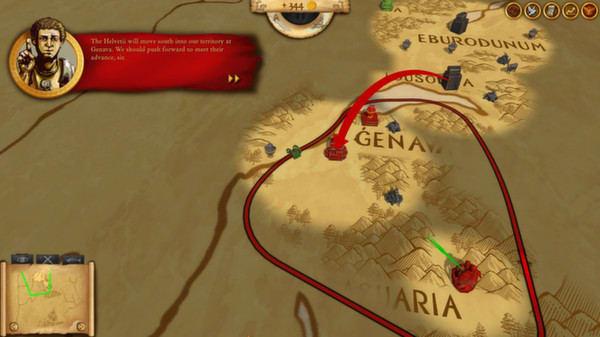 Hegemony Rome: The Rise of Caesar