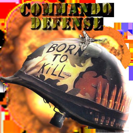 Commando Tower Defense 1