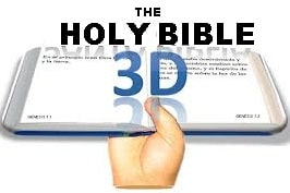 The Holy Bible 3D