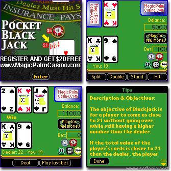 Pocket Blackjack