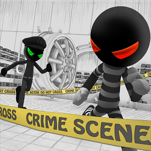Criminal Stickman Escape 3D