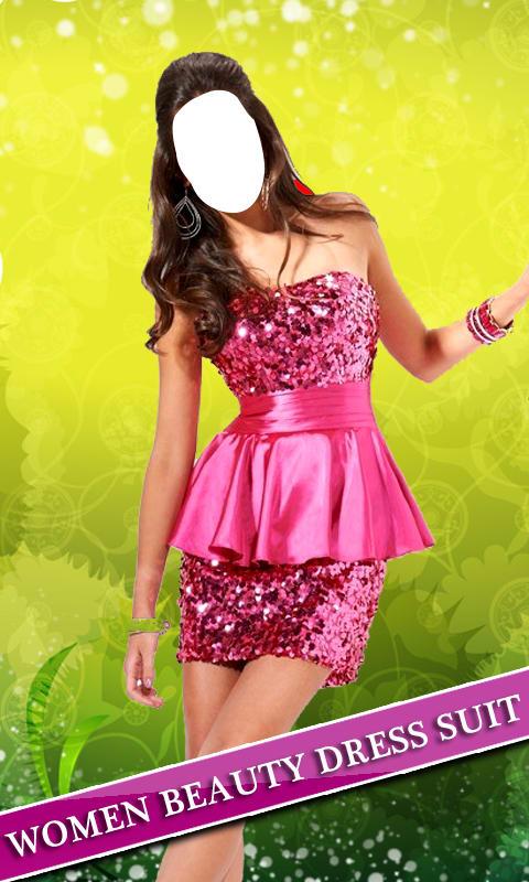 Women Beauty Dress Suit