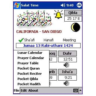Pocket Islam