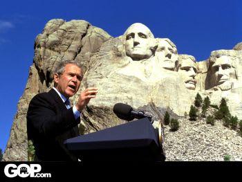 George Bush Wallpaper