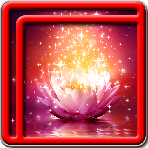 Glow Flower Live Wallpapers